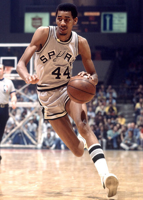 "George ""The Iceman"" Gervin(Photo: Adam Formal)"
