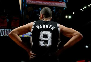 Tony Parker(Photo: Kevin C. Cox)